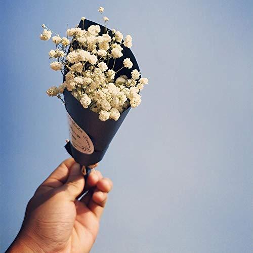 liankeshop 7色選び ドライフラワー 枯れない花 造花 花束 ミニドライフラワー フラワーギフト 結婚式 お祝...