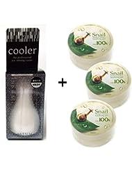 [Aritaum]アイスカミングクーラー1EA + カタツムリスージングジェル3EA / Ice Calming Cooler 1EA + Snail Soothing gel 3EA / フェイスボディクール冷凍/スキンマッサージ...