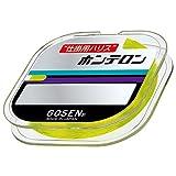 ゴーセン(GOSEN) ハリス ホンテロン 黄緑 50m 0.8号 GSN260YG08