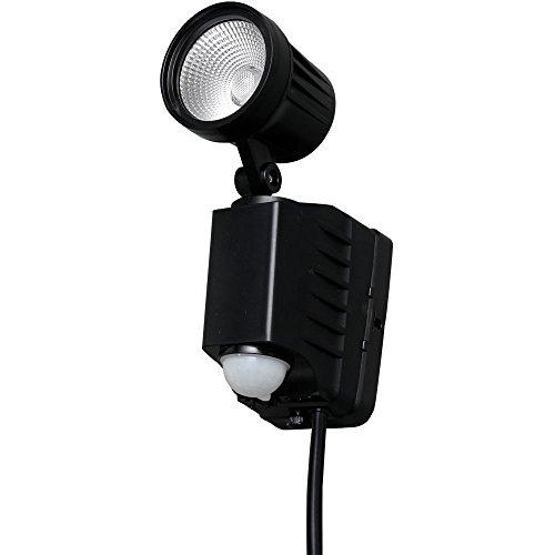 AC式センサーライト 1灯 LSL-ACSN-400D アイリスオーヤマ(270245)アイリスオーヤマ