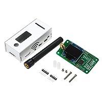 KKmoon ミニ MMDVM ホットスポット拡張ボード 無線 Wifi デジタル音声モデム ケース付き P25 DMR YSF Raspberry Pi適用