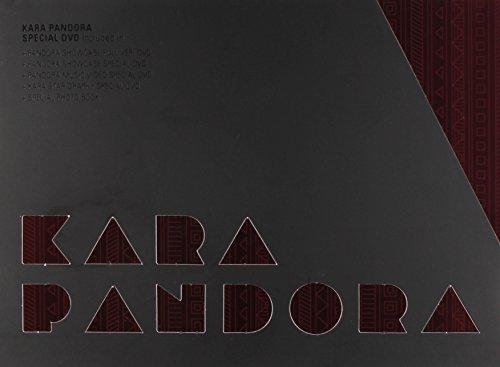 Kara Pandora Special (4DVD + フォトブック) (限定版) (韓国版)(韓国盤)