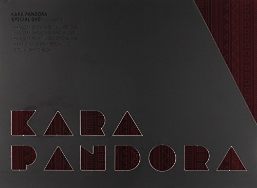 PANDORA SPECIAL 【数量限定】 (DVD+40Pフォトブック)