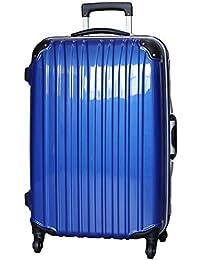 (ビータス) Beatas スーツケース TSAロック 軽量 アルミフレーム ビータス BH-F1000 Lサイズ 鏡面ディープブルー(大型 7日8日9日10日11日12日用) 【一年修理保証】【L/DB】SUITCASE