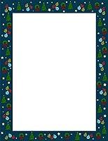 クリスマスラップDesigner用紙–50シートパッケージ