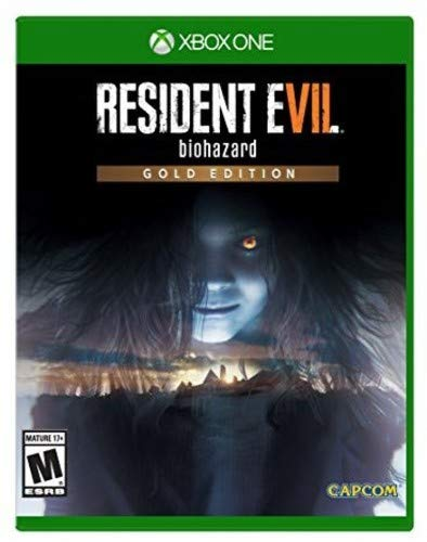 Entertainment(World) Resident Evil 7 Biohazard Gold Edition (輸入版:北米) - XboxOne