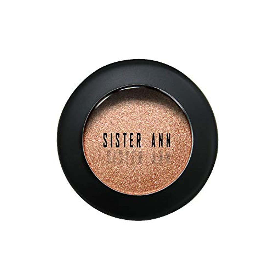 彼自身慣性メンタリティ[SISTER ANN] カラーシャインシャドウ (Bronze Brown)