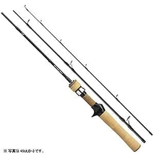 ダイワ(Daiwa) トラウトロッド ベイト ワイズストリーム 45ULB-3 釣り竿