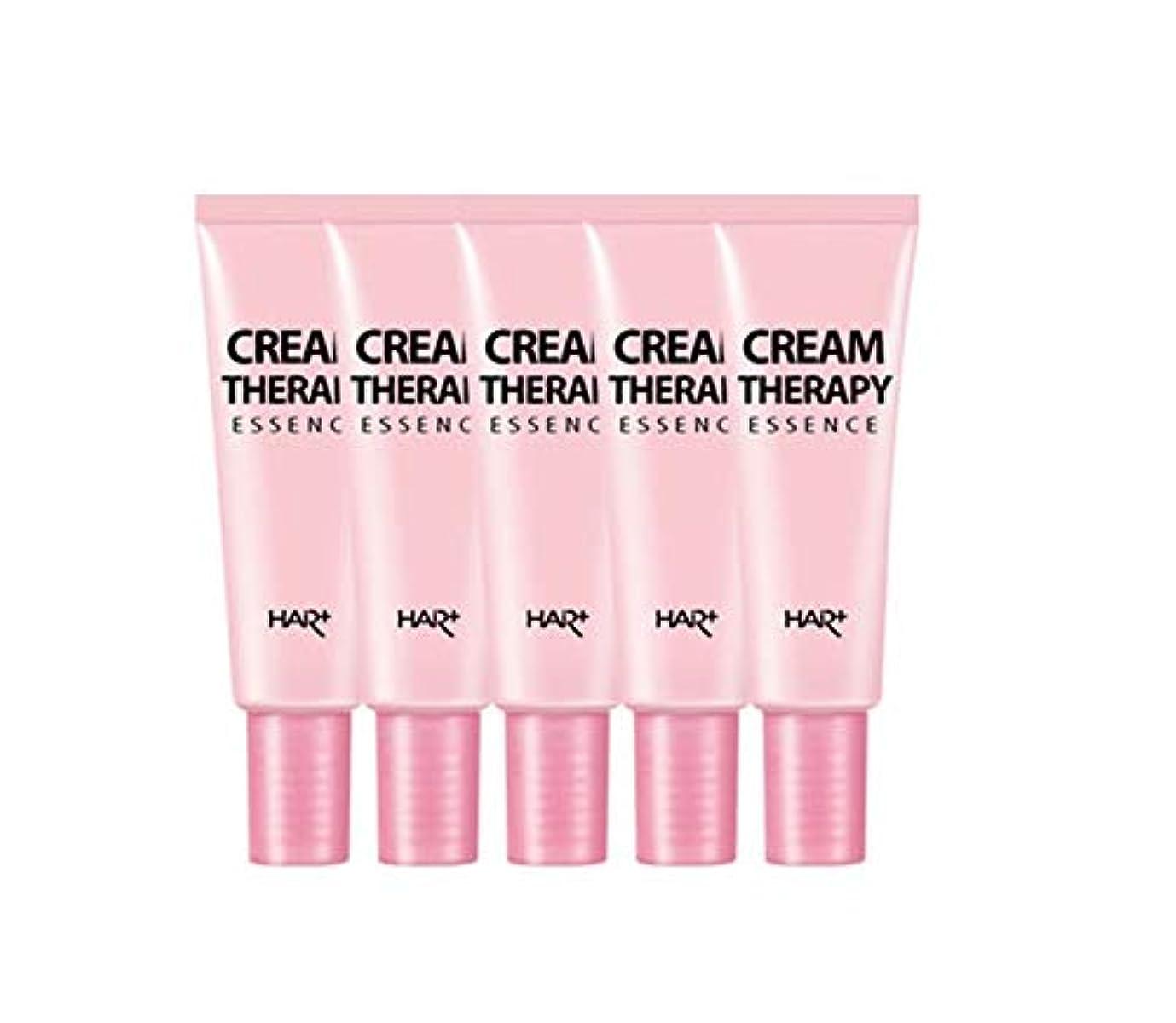 ヘアプラスHairplus韓国コスメ クリームセラピーヘアケアトリートメント美容液 9.3ml 5個セット海外直送品Cream Theraphy Essence [並行輸入品]