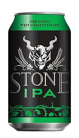 アメリカ クラフトビール業界のカリスマ ブリュワリーの看板商品 ストーン IPA 355ml x 6本
