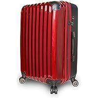 【JP Design】スーツケース 超軽量 拡張 ダブルキャスター 8輪 大型 キャリーケース キャリーバッグ