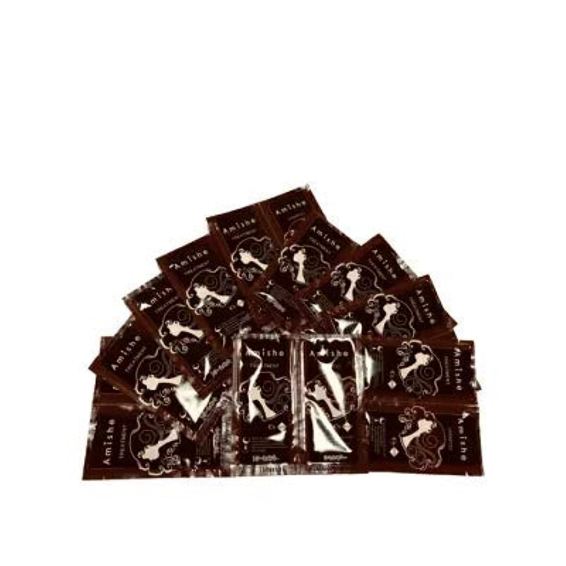 五月センサー害虫Amish シーズサロン シャンプートリートメント パウチ1回分×10セット