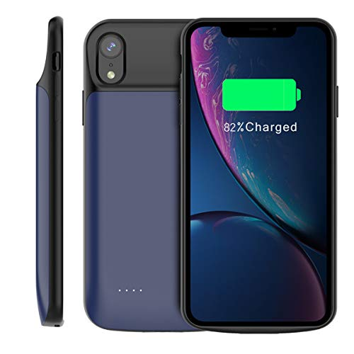 MeetJP ケース iPhone Xr 6000mAh カ...