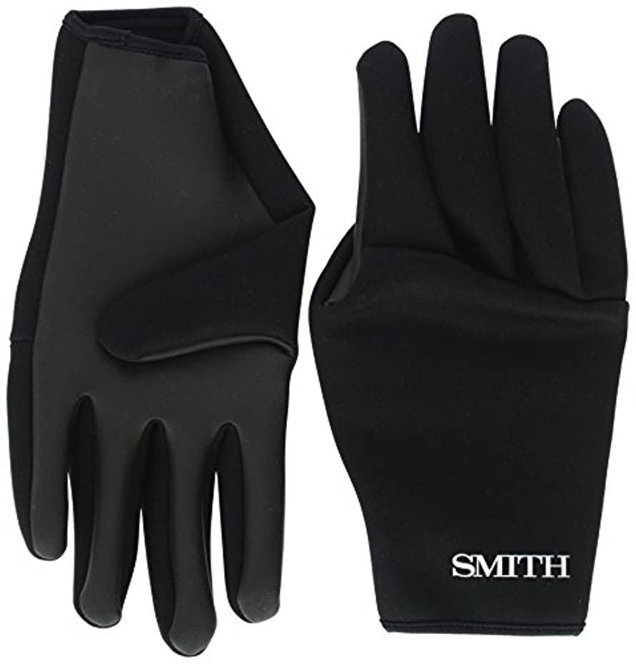 カエル疼痛十分ですスミス(SMITH LTD) フィッシンググローブ ネオプレン 5F S ブラック