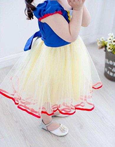 (エニィココ)anycoco ハロウィン ディズニー 白雪姫 風 コスチューム 衣装 子供用 女の子