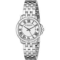 Raymond Weil Women's 5391-ST-00300 Tango Analog Display Swiss Quartz Silver Watch