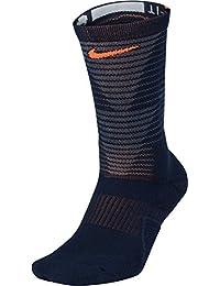 ナイキ アンダーウェア 靴下 Nike Elite Disrupter 1.5 Crew Basketball Aqua [並行輸入品]