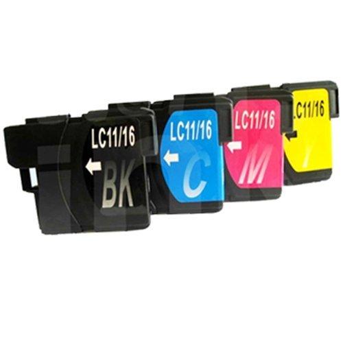 インク 【互換インク】 ブラザー工業 ブラザー brother LC11 4PK カートリッジ プリンターインク 汎用インク インクカートリッジ 純正 汎用 LC11-4PK 4色セット