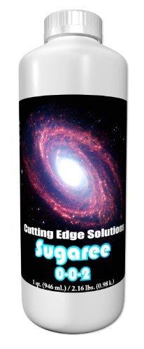 Cutting Edge Solutions Sugaree:2901 Sugaree?Growing Additive, 1-Quart [並行輸入品]