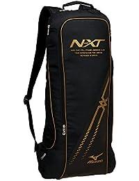 ミズノ ラケットバッグ 硬式・ソフトテニス/バドミントン 2本入れ 63JD7006