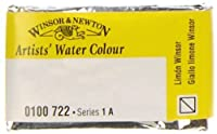 Winsor & Newton Artists' Water Paint Colour Whole Pan - Chinese White [Toy] by Winsor & Newton [並行輸入品]