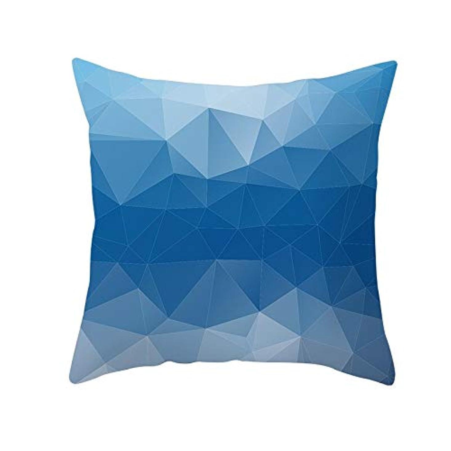グラム視聴者技術LIFE 装飾クッションソファ 幾何学プリントポリエステル正方形の枕ソファスロークッション家の装飾 coussin デ長椅子 クッション 椅子