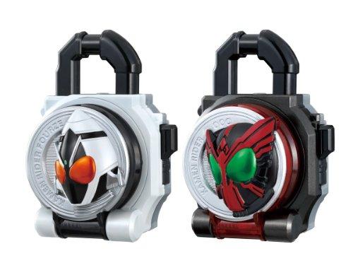 仮面ライダー鎧武 DXフォーゼ&オーズロックシードセット