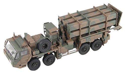 ピットロード 1/72 SGFシリーズ 陸上自衛隊 12式地対艦誘導弾 レジン製キット SGF08