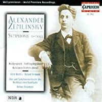 Zemlinsky: Symphony in D Minor/Waldgesprach/Fruhlingsbegrabnis/Maiblumen Bluten Uberall (2008-12-15)