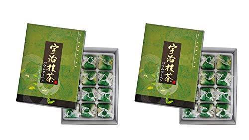 宇治抹茶バウムクーヘン 12個入  × 2箱 (2箱【まとめ買い】)