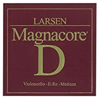 LARSEN MAGNACORE Cuerda 2ェ D (RE) Violoncello Medium 4/4