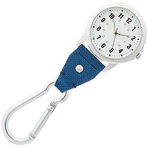 [フィールドワーク]Fieldwork 腕時計 フックウォッチ マルコ アナログ 夜光文字板 ブルー DT134-3