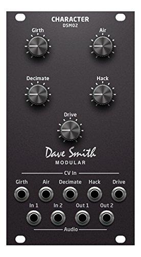 Dave Smith Instruments ステレオキャラクターエフェクト モジュール DSM-02 Character ユーロラック