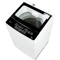 maxzen 全自動洗濯機 6.0kg クリアパネル 槽洗浄 簡易乾燥機能 JW06MD01WW マクスゼン