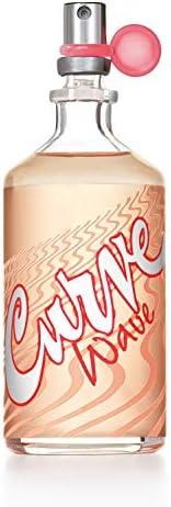 Liz Claiborne Curve Wave Eau de Toilette Spray for Women, 100ml