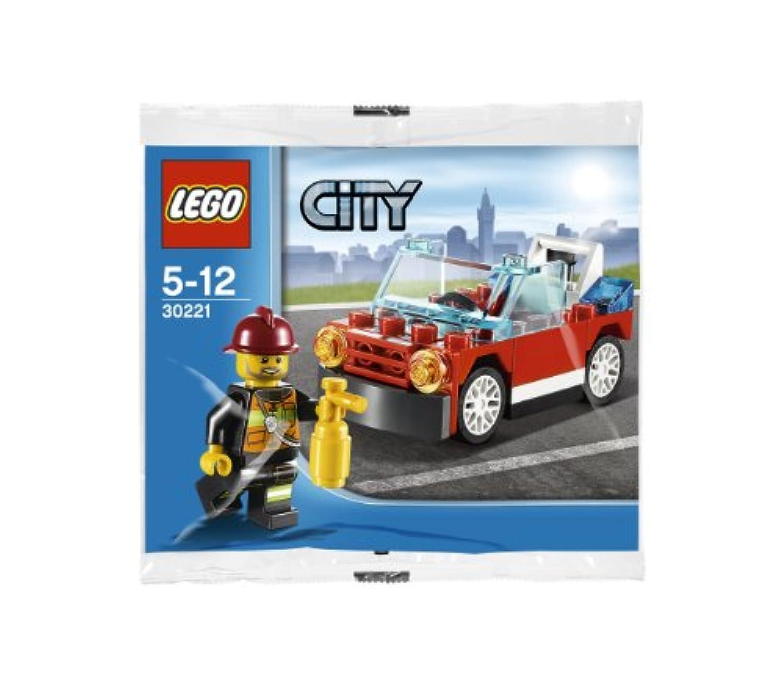 LEGO City: 火災 車 セット 30221 (袋詰め)