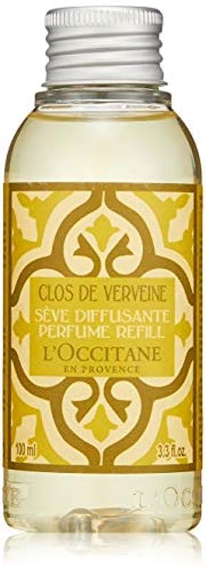 開示する息苦しい穴ロクシタン(L'OCCITANE) プロヴァンスホーム ルームパフューム ヴァーベナ(レフィル) 100ml