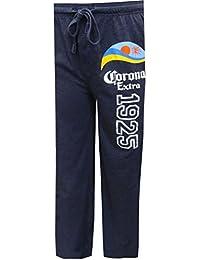 BioWorld Merchandising Men's Corona Extra Beer 1925 Lounge Pants