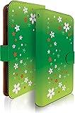 [KEIO ブランド 正規品] FLEAZ NEO ケース 手帳型 花柄 NEO 手帳型ケース 花柄 FLEAZ カバー NEO 花模様 フラワー フリーズ ケース ネオ 桜 さくら 花 ittn新緑t0417