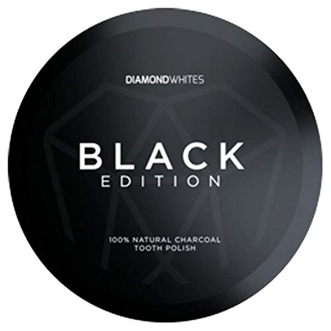 アプローチミッション内なる[Diamond Whites] ダイヤモンド白ブラックエディション粉末32グラム - Diamond Whites Black Edition Powder 32G [並行輸入品]