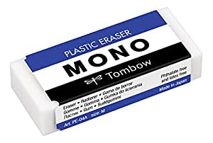 トンボ鉛筆 消しゴム モノ PE04