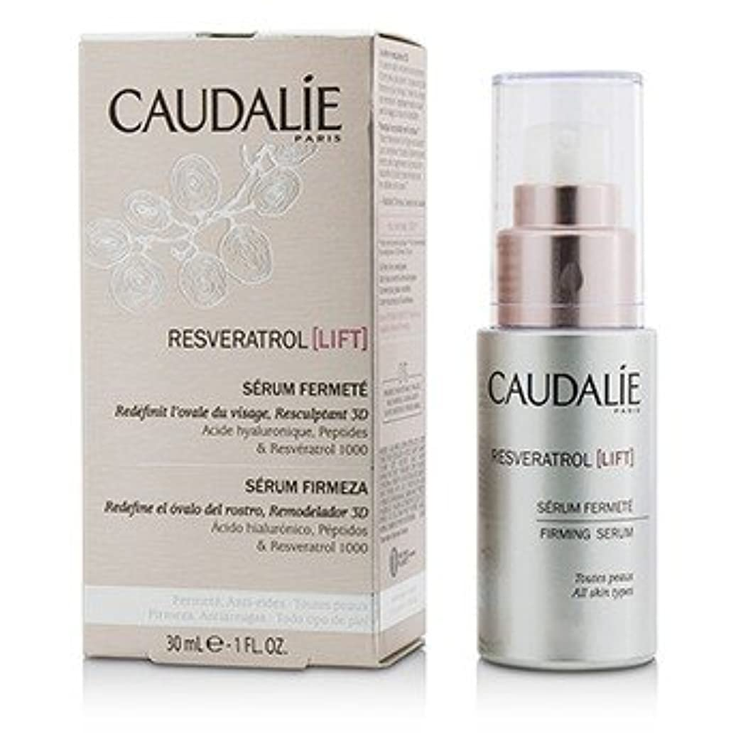 夫婦真空酸化物[Caudalie] Resveratrol Lift Firming Serum 30ml/1oz
