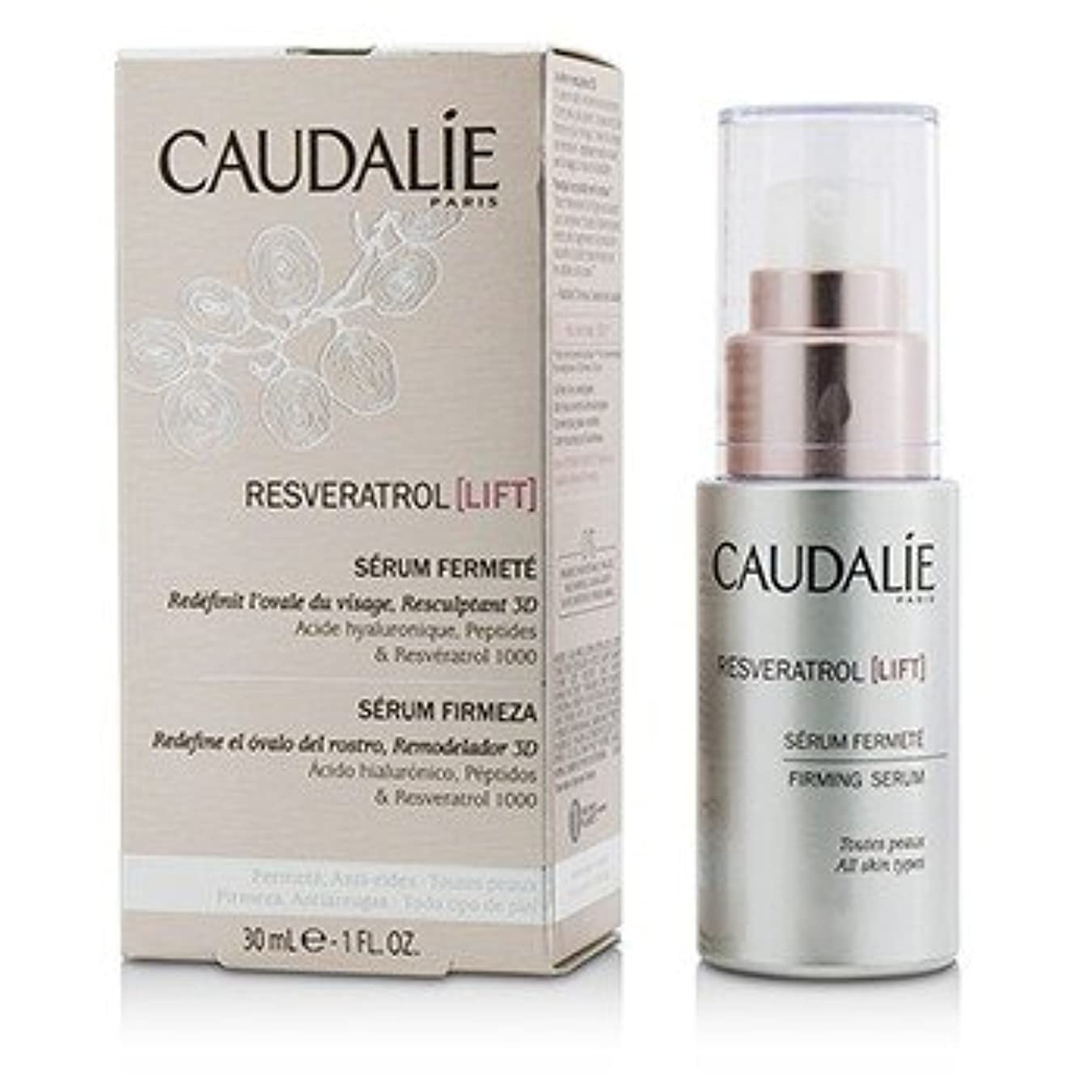 穏やかな第二やがて[Caudalie] Resveratrol Lift Firming Serum 30ml/1oz