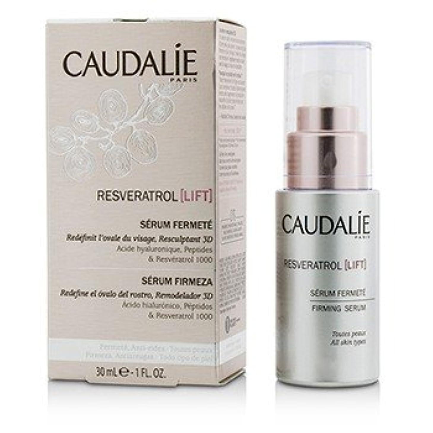 彼女自身誓うアラート[Caudalie] Resveratrol Lift Firming Serum 30ml/1oz