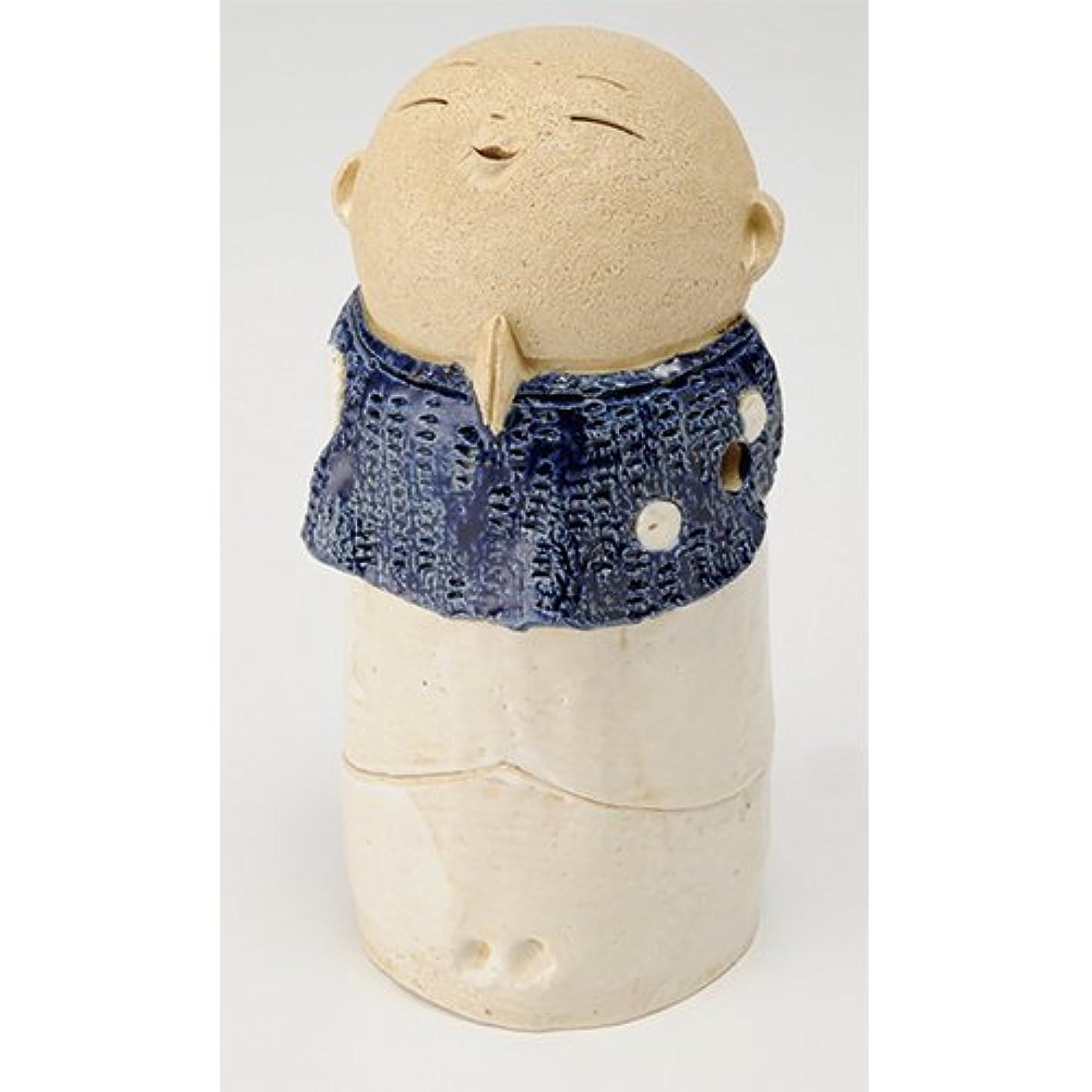 体系的にセーター滴下お地蔵様 香炉シリーズ 前掛 お地蔵様 香炉 5.3寸(大) [H16cm] HANDMADE プレゼント ギフト 和食器 かわいい インテリア