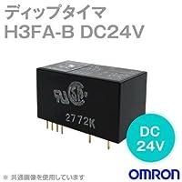 オムロン(OMRON) H3FA-B DC24V (ディップタイマ) NN