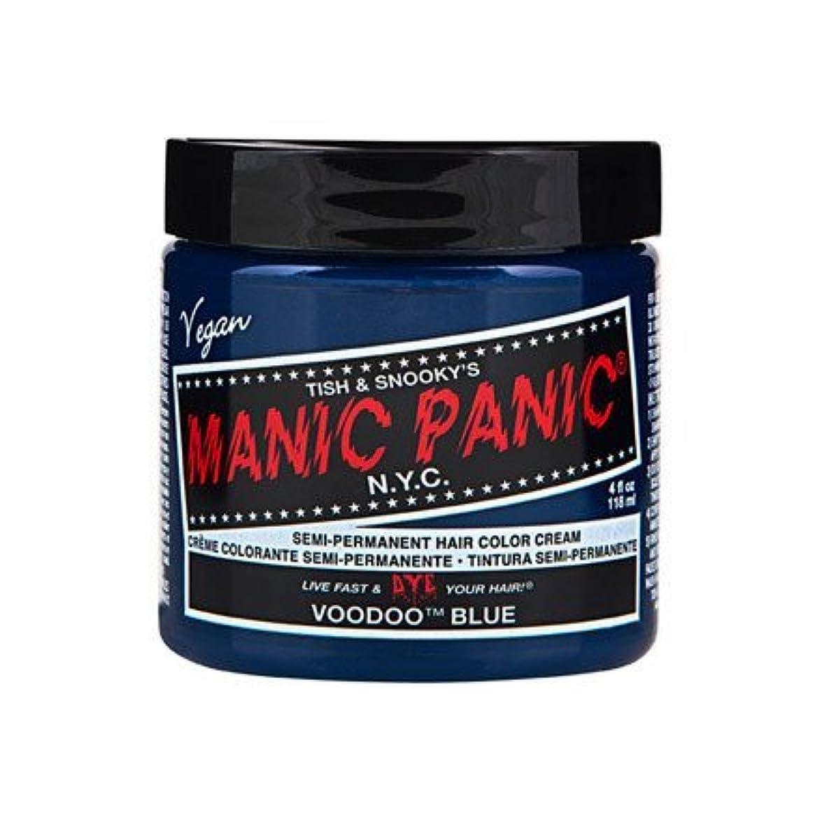 家気分が悪いキモいMANIC PANIC マニックパニック Voodoo Blue ブードゥーブルー 118ml