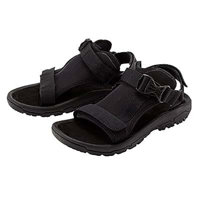 [テバ] サンダル メンズ ハリケーン ボルト M HURRICANE VOLT スポーツサンダル 1015224-BLK ブラック FOOTWEAR BLACK 靴 アウトドア ストラップ [並行輸入品]
