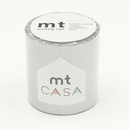 カモ井加工紙 mt CASA 50mm 銀 50mm幅×10m巻き MTCA5059