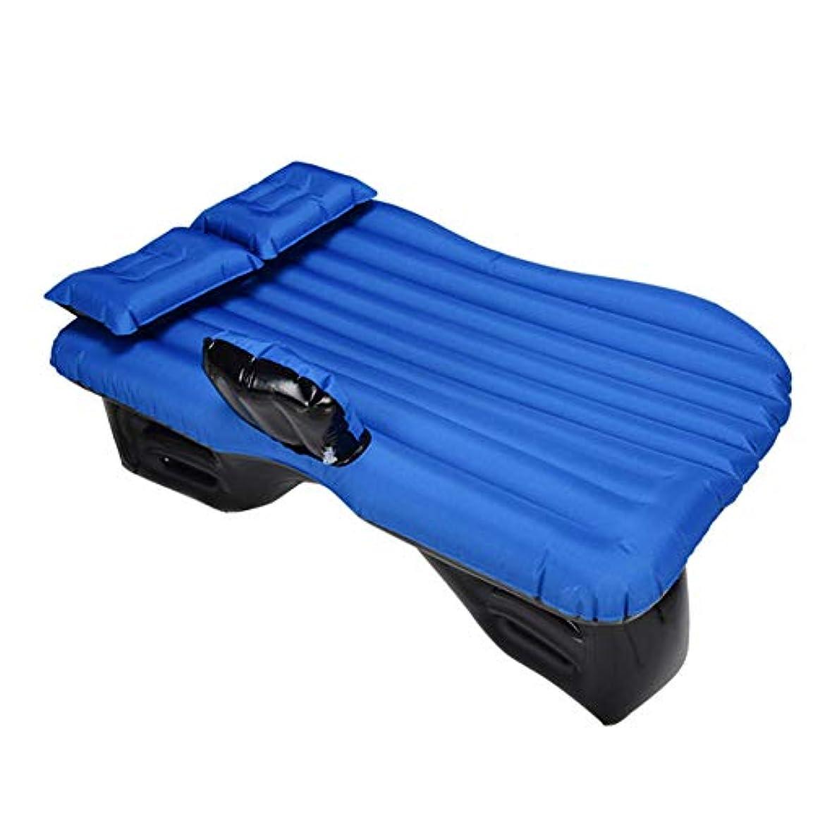 発見する震えるほとんどないLINGYAO 車の膨脹可能なベッドの環境に優しいオックスフォードの布の多機能の通気性の無臭の快適で、安定した膨脹可能なクッション